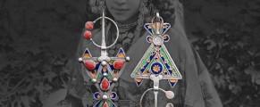Exposition «Des trésors à porter» à l'Institut du Monde Arabe