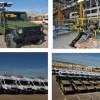 Partenariat industriel: 245 véhicules de l'usine de Tiaret livrés à la Direction centrale du matériel du MDN