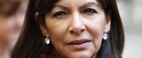 La maire de Paris Anne Hidalgo en visite à Alger