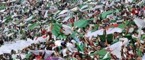 Match Algérie-Palestine : une ambiance fraternelle