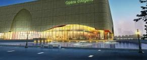 L'Opéra d'Alger ouvrira ses portes avant juin