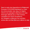 Air Algérie avise ses passagers pour l'Europe : un premier voyage dans «l'Etat qui a délivré le visa» est obligatoire