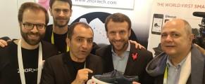 Karim Oumnia, inventeur de la smartshoes, pionnier du Footwear connecté