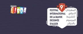 40 pays participent au 9e Festival international de la bande dessinée d'Alger