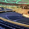 Inauguration  du Centre international des conférences