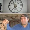 Merzouk Bellahcene, cet artisan qui métamorphose la ferraille en œuvre d'art