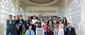 Jeux d'échecs: l'Algérie remporte les championnats d'Afrique des jeunes