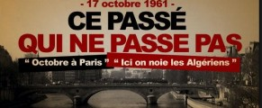 Cérémonie de commémoration des victimes du 17 octobre 1961 à Clichy-sous-Bois