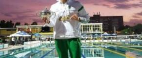 Natation/Championnats d'Afrique: deux médailles d'or et une en argent pour les Algériens