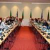 Messahel reçoit une délégation américaine de hauts fonctionnaires et d'officiers supérieurs