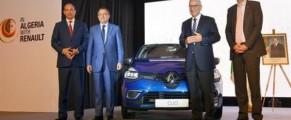 L'exportation des véhicules Renault produits à Oran est envisageable