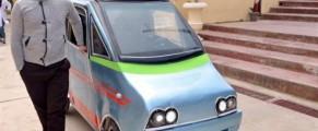 Un chercheur du CDER réalise une voiture électrique 100 % algérienne