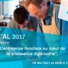 """Le réseau INICIA Networking organise la conférence Potenci'AL 2017: """"Les entreprises familiales, au coeur de la croissance"""""""