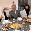 Le roi des Belges partage l'Iftar avec une famille musulmane