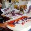 L'artiste peintre et calligraphe Smail Metmati expose au Festival «Là-haut sur la colline» prévu à Nancy