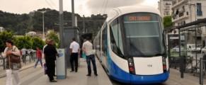 Lancement de la carte à puce (CSC) pour les usagers du métro et tramway