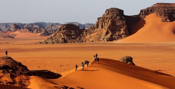 Saison touristique saharienne 2017: enregistrement de 160.000 touristes, dont 10.000 étrangers