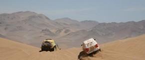 Après 25 ans d'absence, le rallye automobile Dakar veut revenir en Algérie