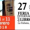 L'Algérie invitée d'honneur du 27e Salon international du livre de La Havane