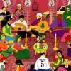 La pop culture algérienne de l'artiste « El Moustach » jusqu'au 23 mars à l'ESPACO (El Achour – Alger)