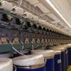 Exportation des fils de tissage vers quatre pays européens
