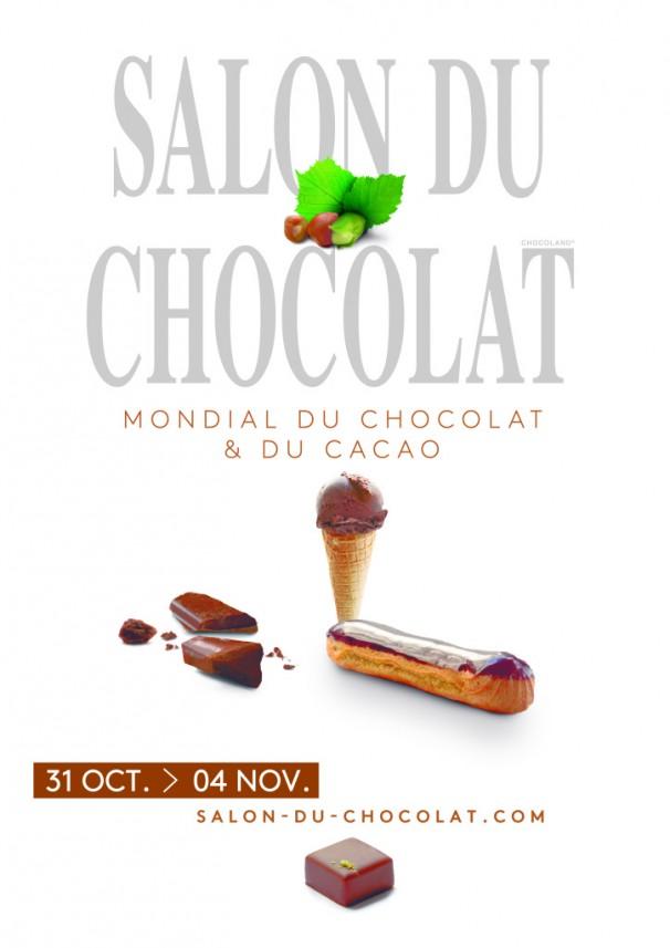 24ème édition du salon du chocolat à Paris