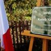 Inauguration du Jardin Kateb Yacine à Paris