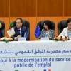 Emploi: lancement d'un projet de jumelage algéro-français