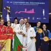 Escrime-Championnat méditerranéen (mixte féminin) : médaille d'or pour les Algériennes