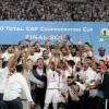 Coupe de la Confédération africaine : Le Zamalek d'Egypte remporte le titre