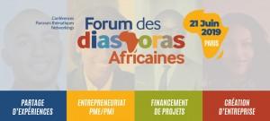 Forum des Diasporas africaines a eu lieu à Paris
