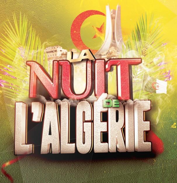 La Nuit de l'Algérie à l'AccorHotels Arena