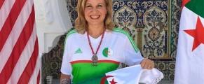 L'Algérie vue par Karen Rose, épouse de l'ambassadeur des Etats-Unis