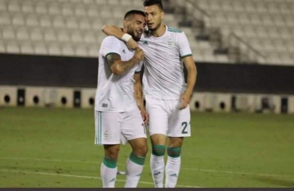 Amical : Algérie 1-0 Nigeria, 19e match sans défaite