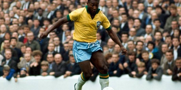 Le jour où Pelé débarqua en Algérie…