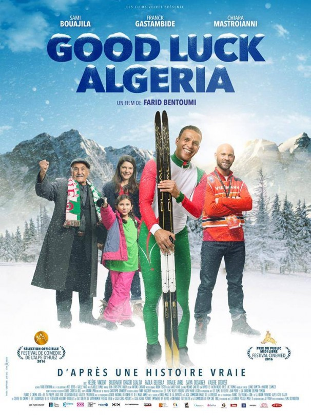 Good Luck Algeria/Entretien avec Farid Bentoumi
