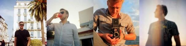Andrew G. Farrand , l'histoire de ce jeune photographe américain qui vit en Algérie