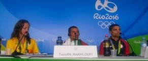 Jeux Olympiques 2016: «J'ai gravé mon nom dans l'histoire du sport algérien»