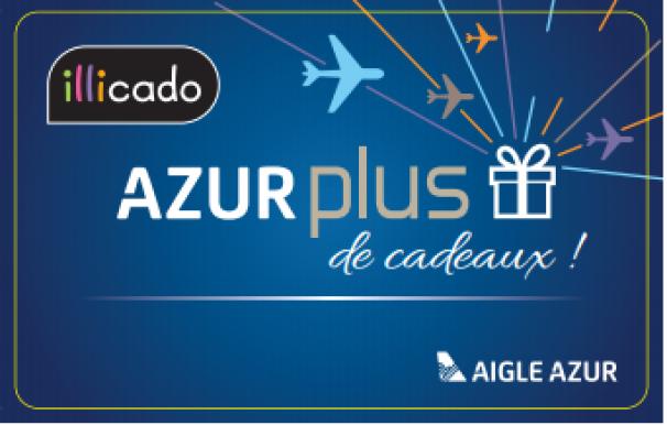 carte fidélité aigle azur Aigle Azur enrichit son programme de fidélité avec Illicado