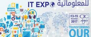Première édition de «Algeria IT Expo» prévue du 13 au 15 novembre à Alger