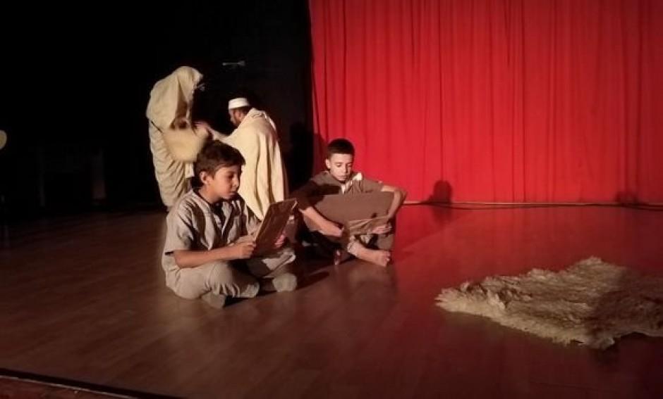 Journée nationale de l'Immigration: Présentation d'une pièce théâtrale révolutionnaire à Alger au profit des enfants