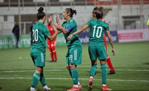 Eliminatoires CAN-2022 féminine: large victoire de l'Algérie devant le Soudan (14-0)